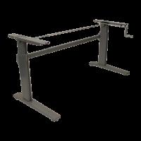 Hand Wind Sit-Stand Desks