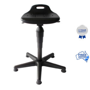 Sit Stand Stool aerated Icons
