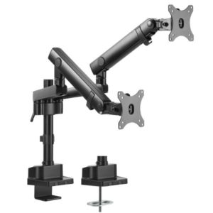 Actiflex II Dual Monitor arm and mount