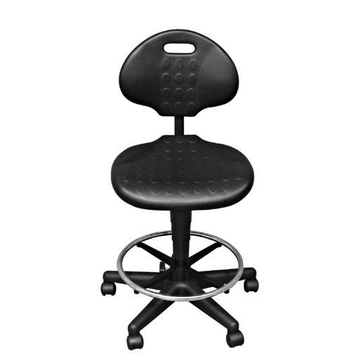 Clam Round Drafting Chair