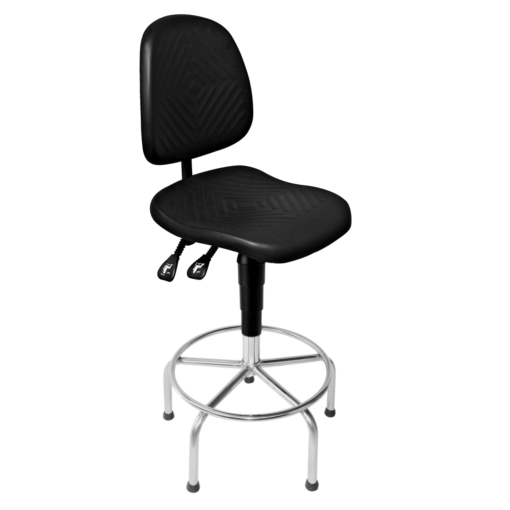 Clam Square Spider Chair