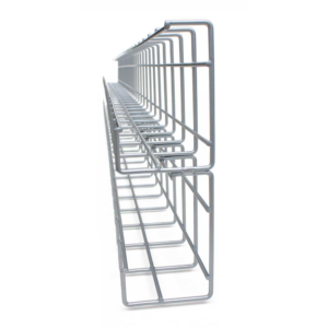 Double Tier Cable Basket, 1153mm With Hardware