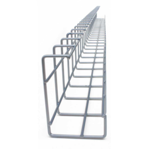 Single Tier Cable Basket, 953mm Length with Hardware