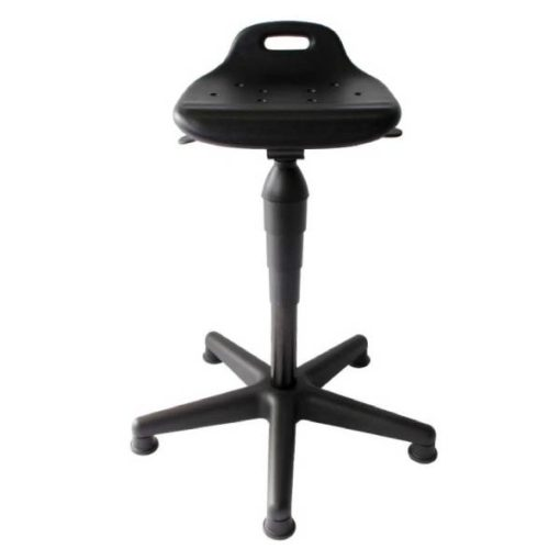 Sit Stand Stool Aerated