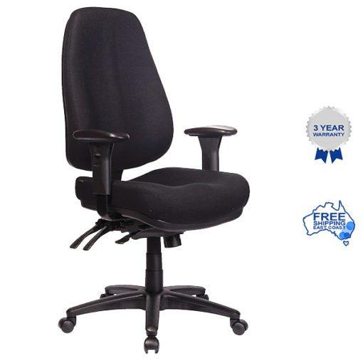 Atlas heavy duty office chair