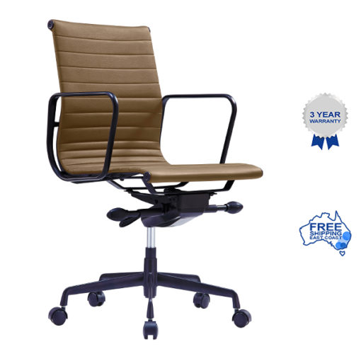Boardroom chair brown