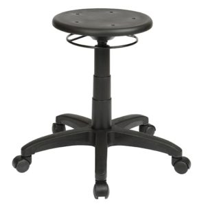 Flat PU Stool Ring Adjust