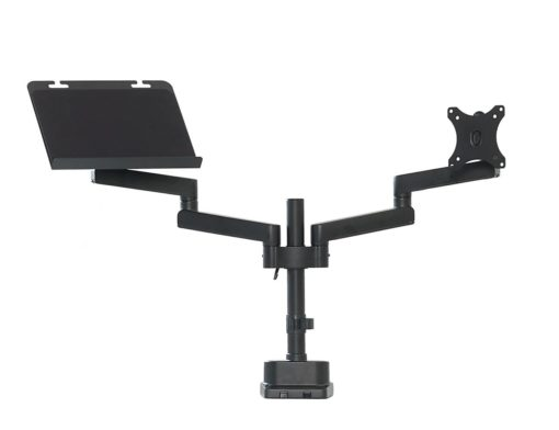 Actiflex II Static Dual with tablet tray