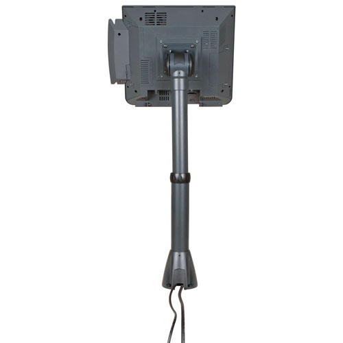 Point of Sale mount - telescopic