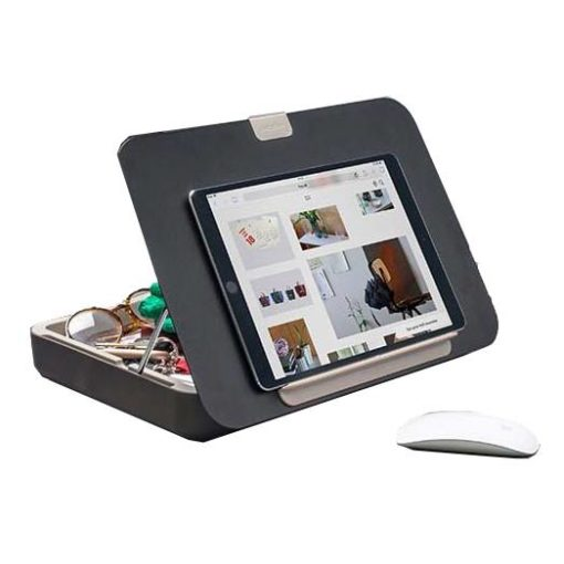 Bento box laptop riser