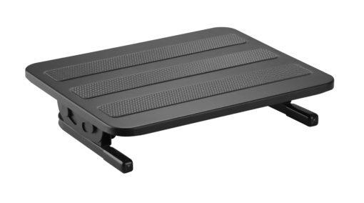 Black Tiltable Footrest
