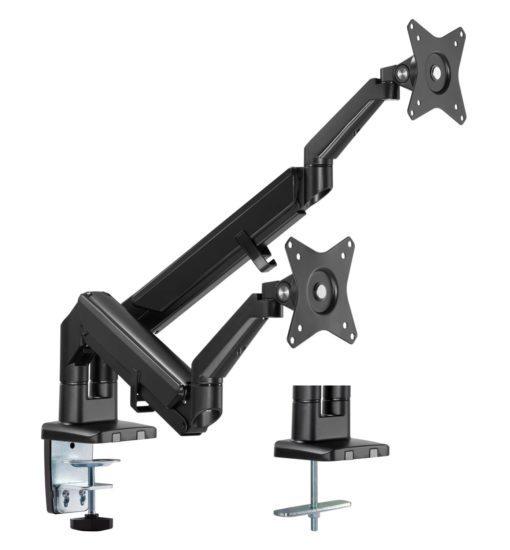 Yogiflex Dual Monitor Arm2