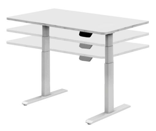 Sierra-Electric Desk Levels