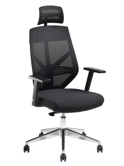 ExecMesh-Office-Chair-angle-armrest