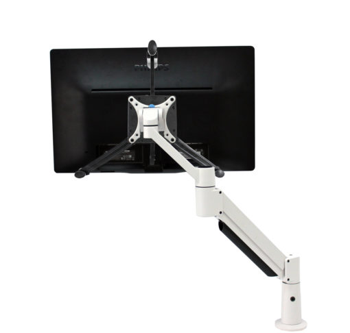 Non VESA monitor mount 4
