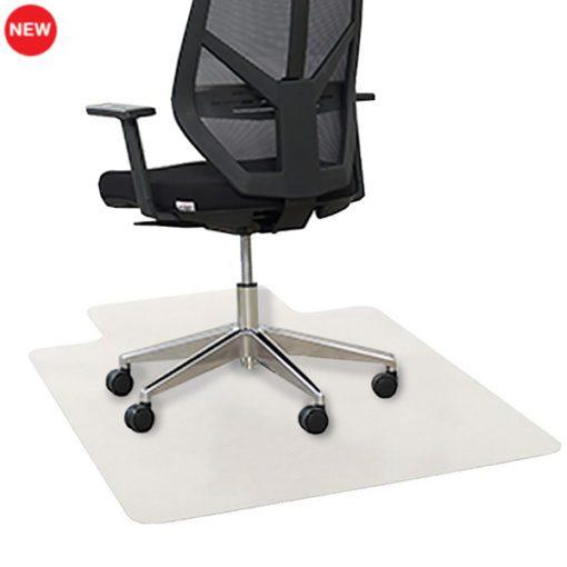Ergonomic chair mat