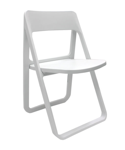 Banca Foldable chair white