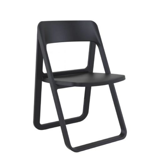 Banca Foldable chair black