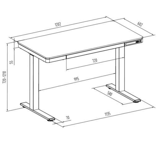 Desk draw