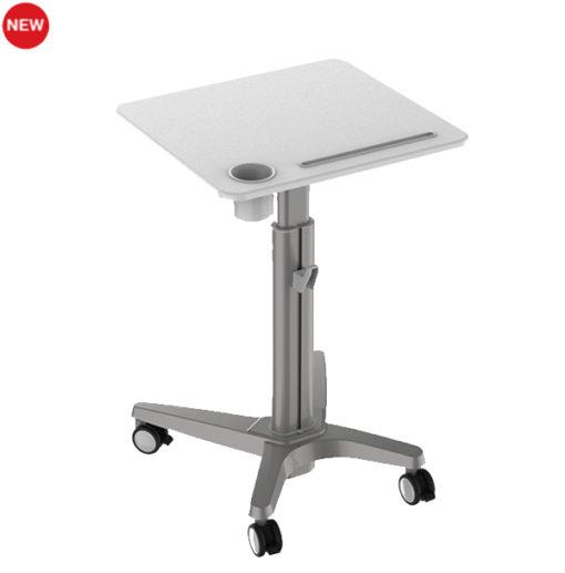 Yogi white portable desk