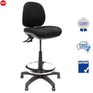 Gala Fabric Drafting chair