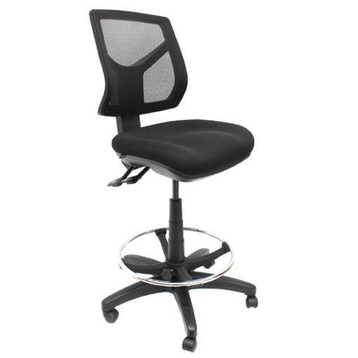 Gala mesh drafting chair