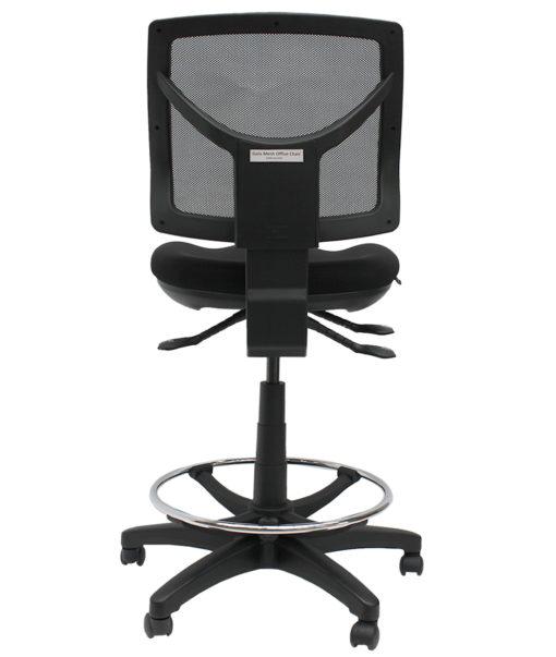 Gala mesh drafting chair back