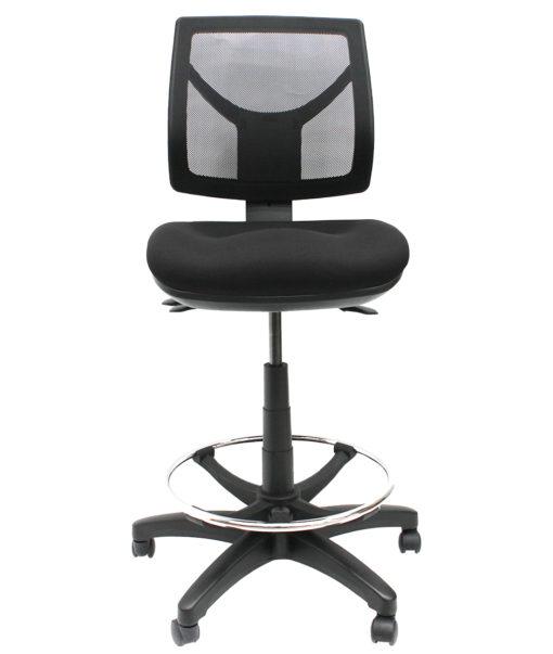 Gala mesh drafting chair front