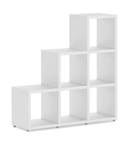 3 stepped cube set